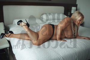 Hugette incall escorts