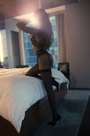 Alyha escorts in Wheeling
