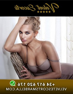 Juliette incall escort